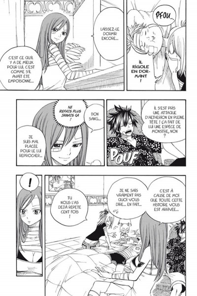 Page 6 fairy tail tome 13
