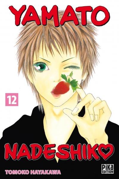 Couverture yamato nadeshiko tome 12