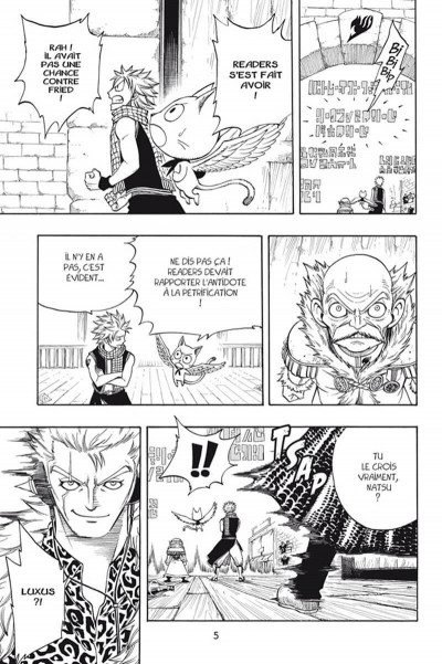 Page 6 fairy tail tome 14