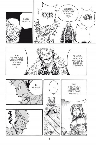 Page 7 fairy tail tome 14