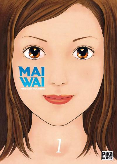 Couverture Maiwai tome 1