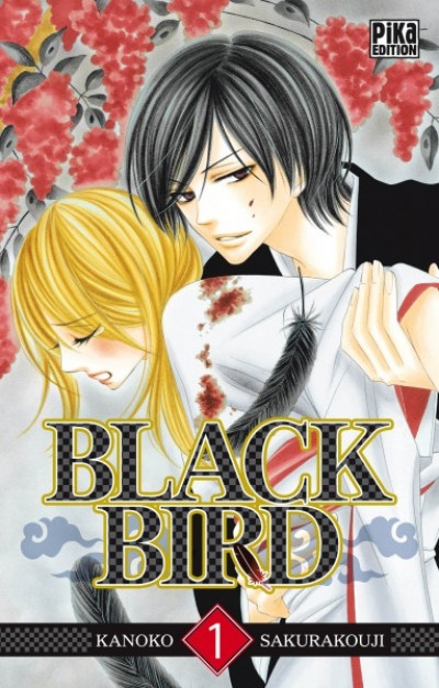 Couverture black bird tome 1