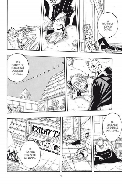 Page 5 fairy tail tome 15