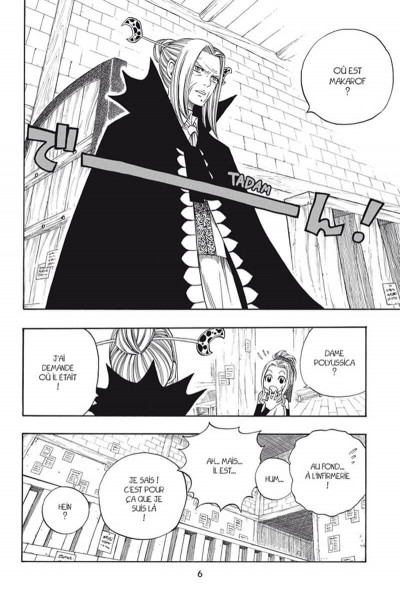 Page 7 fairy tail tome 15