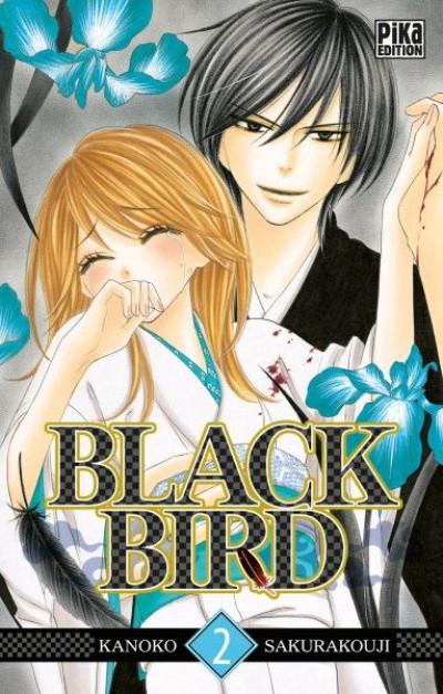 Couverture black bird tome 2