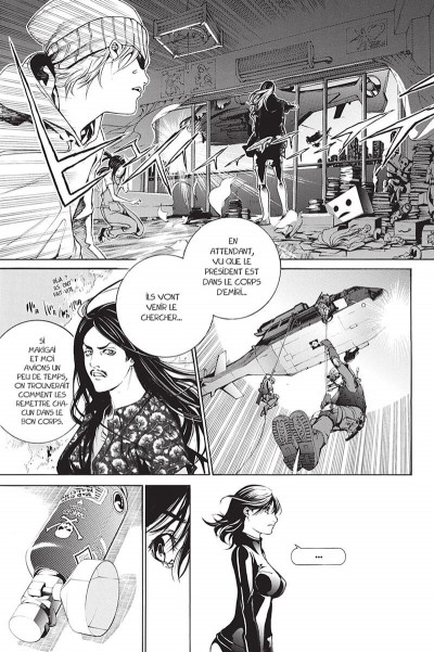 Page 0 air gear tome 25