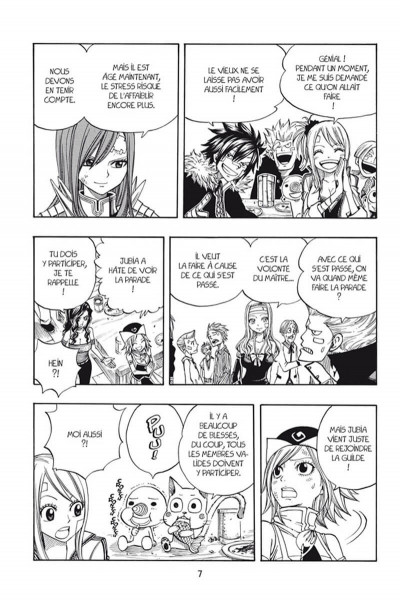 Page 8 fairy tail tome 16