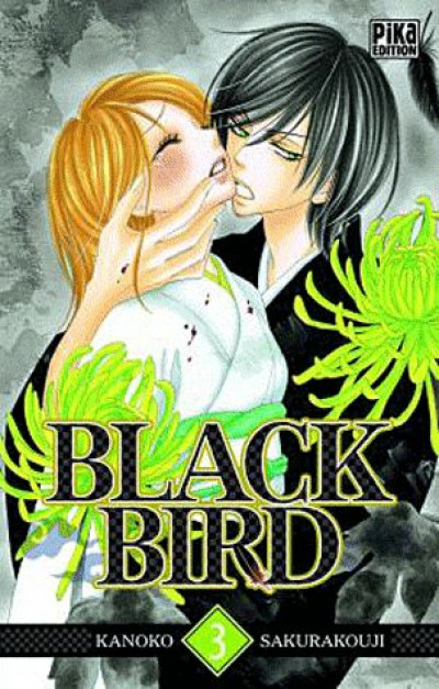 Couverture black bird tome 3