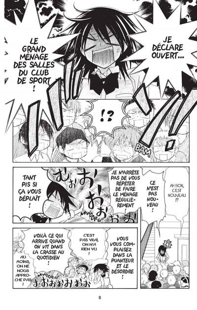 Page 9 maid sama ! tome 6