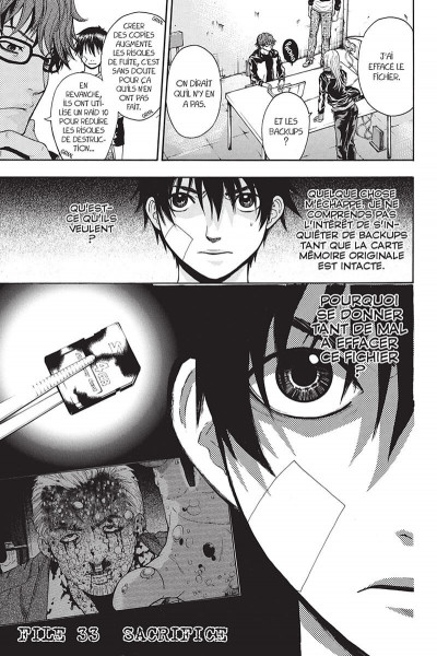 Page 6 bloody monday tome 5