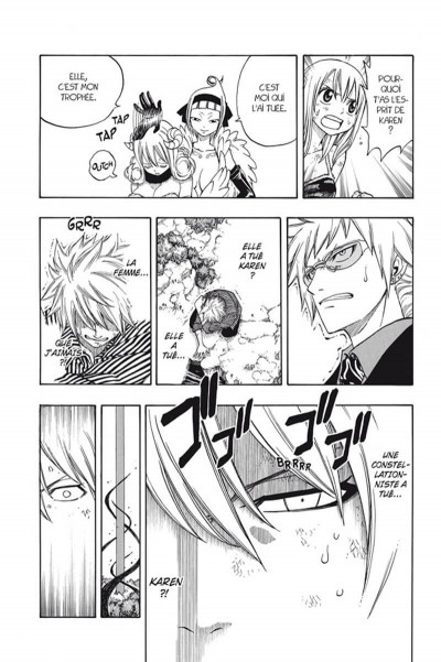 Page 6 fairy tail tome 18