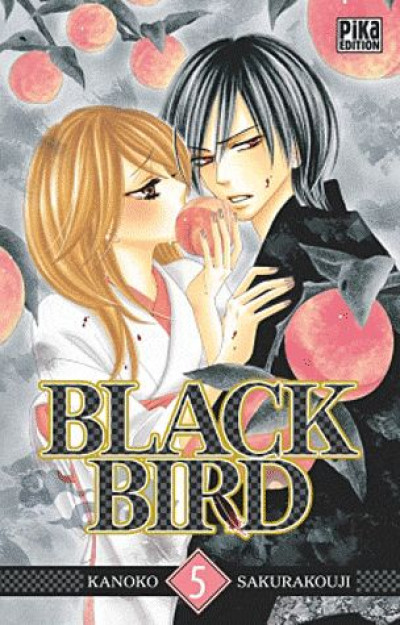 Couverture black bird tome 5