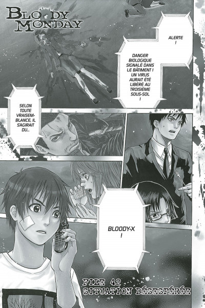 Page 6 bloody monday tome 6