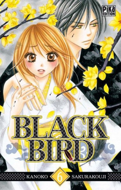Couverture black bird tome 6
