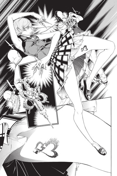 Page 0 air gear tome 29