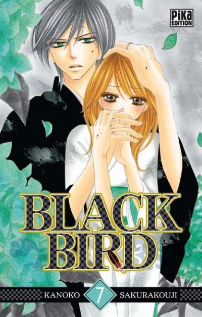 Couverture black bird tome 7