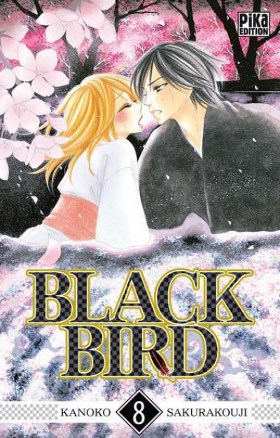 Couverture black bird tome 8