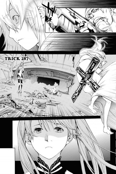 Page 8 air gear tome 31