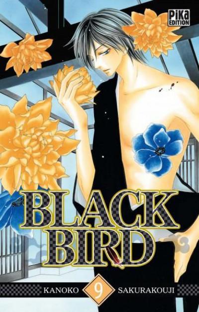 Couverture black bird tome 9