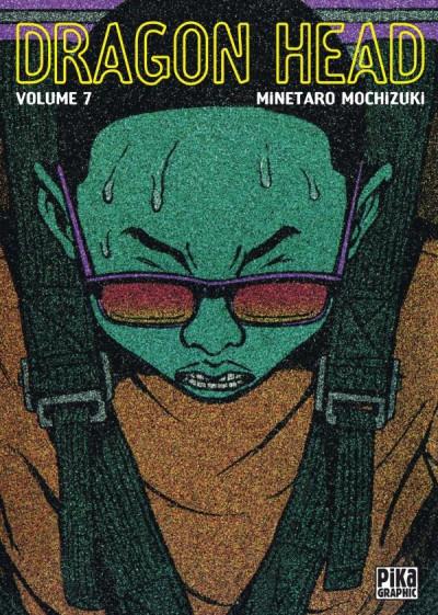 Couverture dragon head tome 7 - nouvelle édition grand format