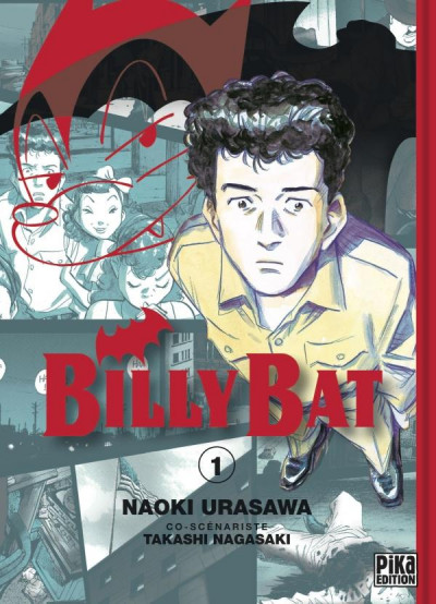 Couverture Billy bat tome 1