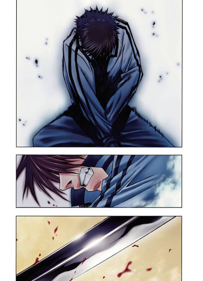 Page 6 x blade tome 6