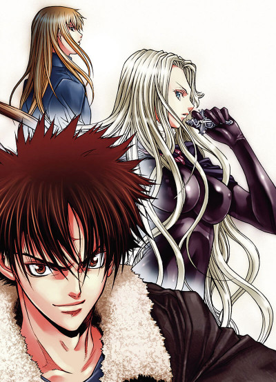 Page 7 x blade tome 6