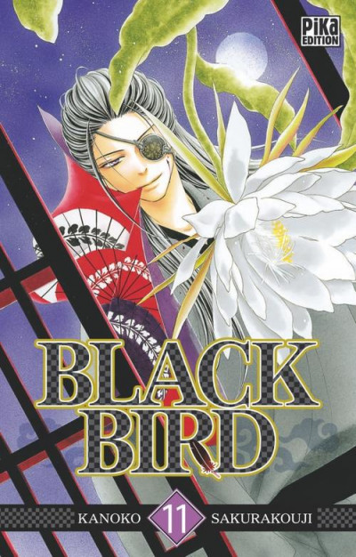Couverture black bird tome 11