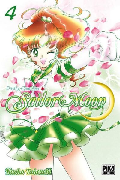 Couverture Sailor moon tome 4