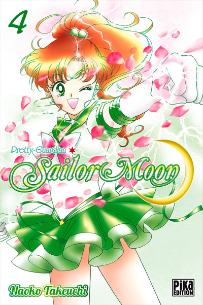 Page _ Sailor moon tome 4