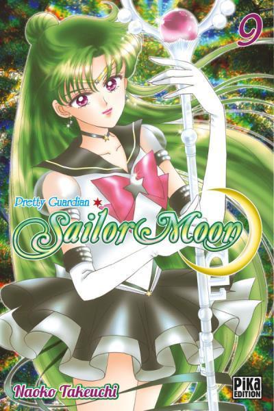 Couverture Sailor moon tome 9