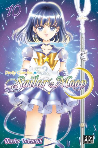 Couverture sailor moon tome 10