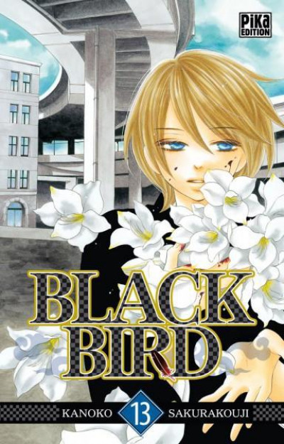 Couverture black bird tome 13