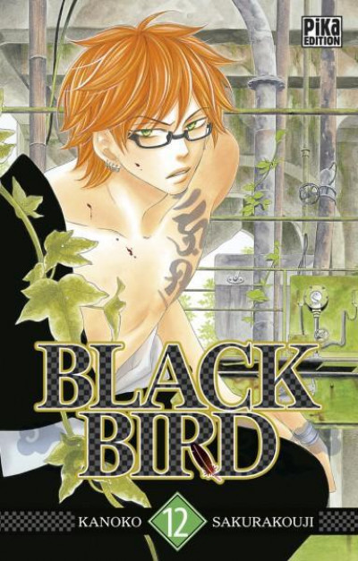 Couverture black bird tome 12