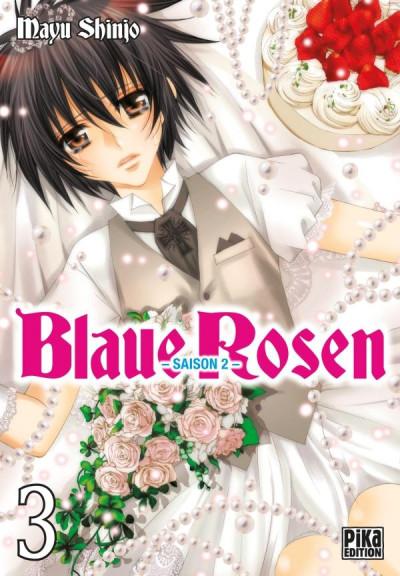 Couverture blaue rosen saison 2 tome 3