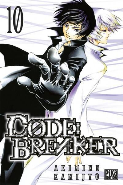 Couverture code : breaker tome 10