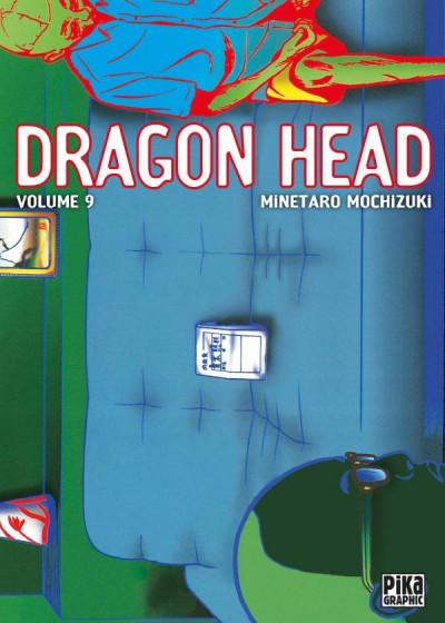 Couverture dragon head tome 9 - nouvelle édition grand format