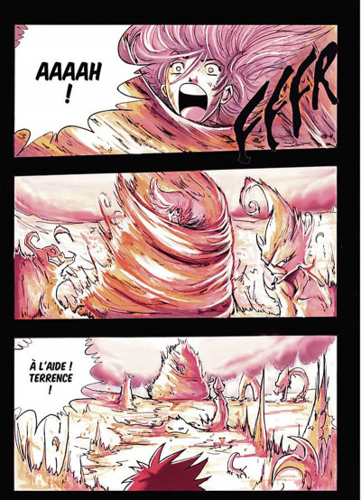Page 6 dreamland tome 1 - édition 2013