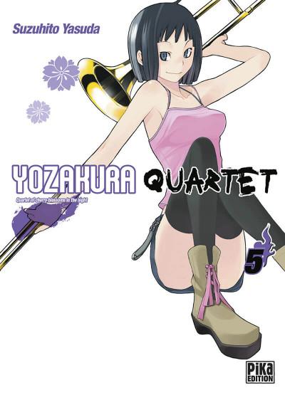 Couverture yozakura quartet tome 5