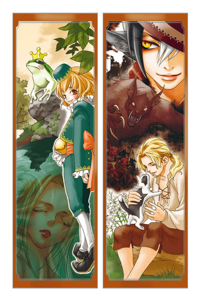 Page 6 Grimms manga ; integrale