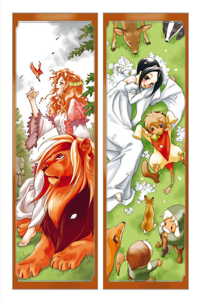 Page 7 Grimms manga ; integrale