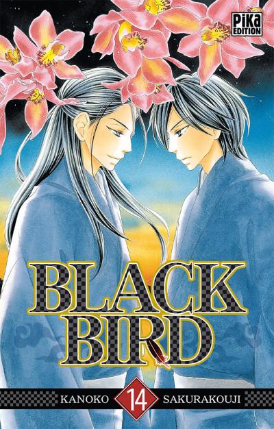 Couverture black bird tome 14