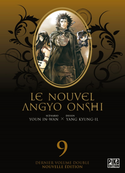 Le nouvel Angyo Onshi Tome 9 - In-Wan Youn,Kyung-Il Yang