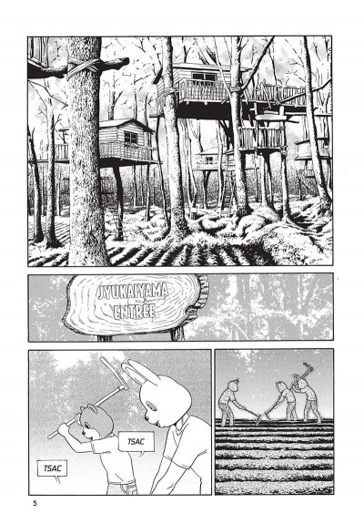 Page 6 Kurosagi, livraison de cadavres t12