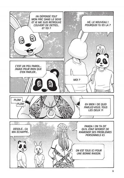 Page 7 Kurosagi, livraison de cadavres t12