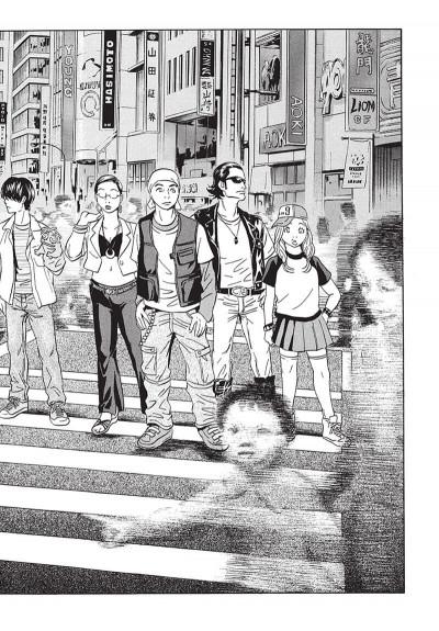 Page 9 Kurosagi, livraison de cadavres t12