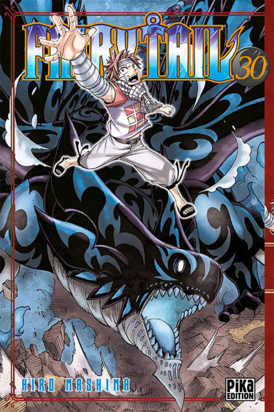 Couverture Fairy tail tome 30