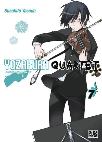 Couverture yozakura quartet tome 7