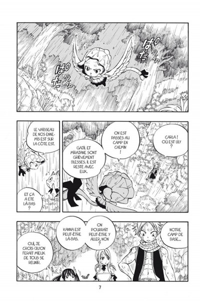 Page 8 fairy tail tome 28