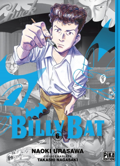 Couverture Billy bat tome 6